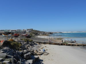 Arniston and the fishing village of Kassies Baai