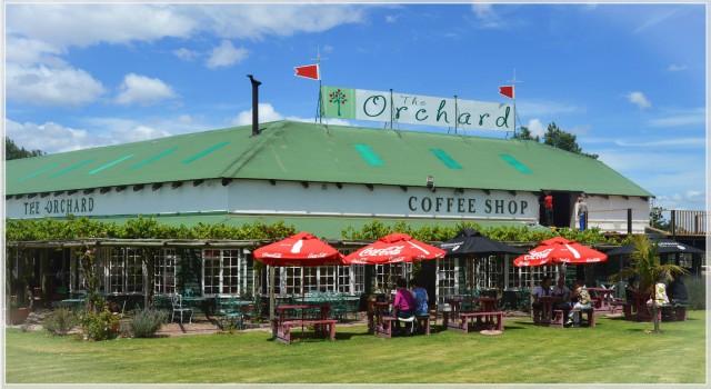 Orchard Farm Stall