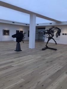 Equus Exhibition - gallery