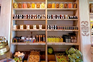 Lots to stock up on at the Boschendal Farmshop and Deli