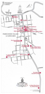 art-franschhoek-map